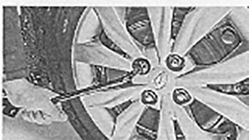Гайки крепления Hyundai Solaris