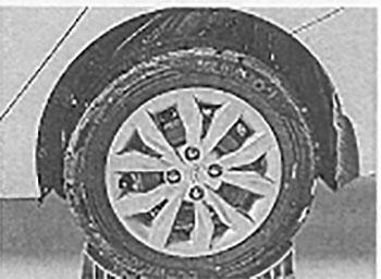 Противооткатные упоры Hyundai Solaris